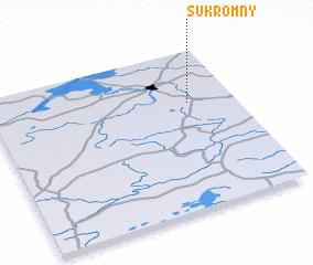 3d view of Sukromny