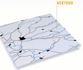 3d view of Aseyevo