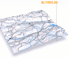 3d view of Altınoluk