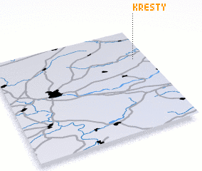 3d view of Kresty