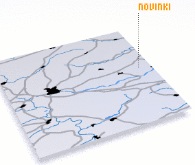 3d view of Novinki