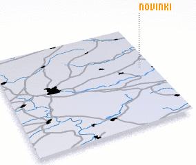 3d view of Novinki