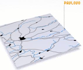 3d view of Pavlovo