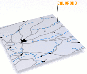 3d view of Zavorovo