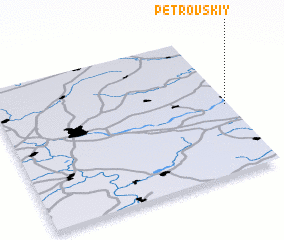 3d view of Petrovskiy