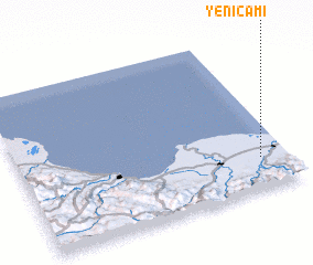 3d view of Yenicami