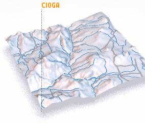 3d view of Cioga