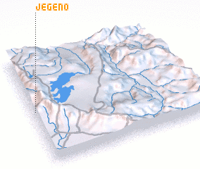 3d view of Jegeno