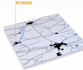 3d view of Myshega