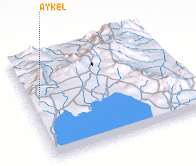 3d view of Āykel
