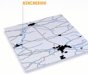 3d view of Ashcherino