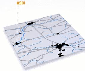 3d view of Asoi