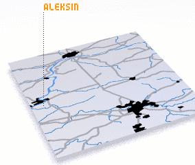 3d view of Aleksin