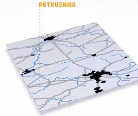 3d view of Petrushino