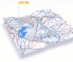 3d view of Decha