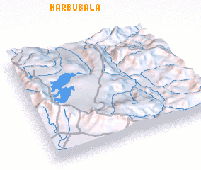 3d view of Harbu Bala