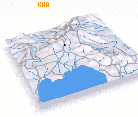 3d view of Kwa
