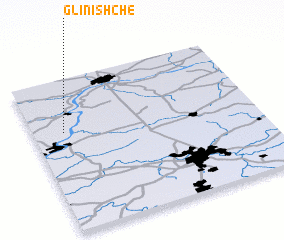3d view of Glinishche