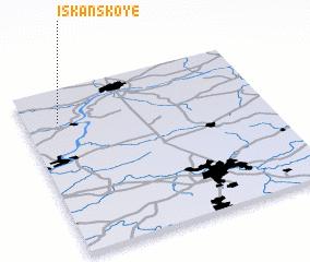 3d view of Iskanskoye