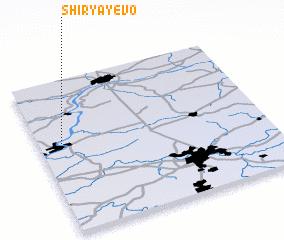 3d view of Shiryayevo