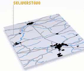 3d view of Selivërstovo