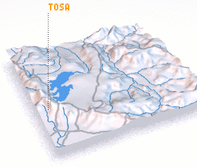 3d view of T'osa