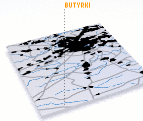 3d view of Butyrki