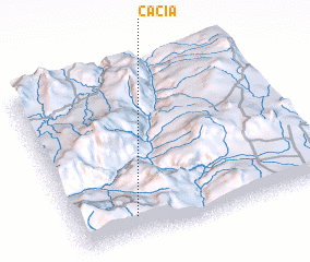 3d view of Cacia