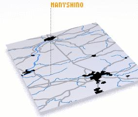 3d view of Manyshino