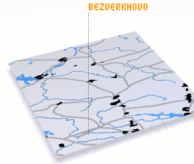 3d view of Bezverkhovo