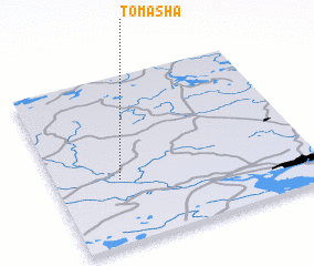 3d view of Tomasha