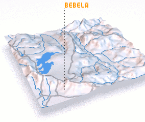 3d view of Bebela
