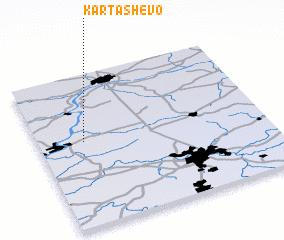 3d view of Kartashëvo