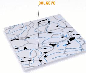 3d view of Dolgoye