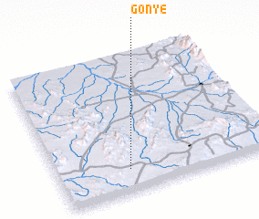3d view of Gonye