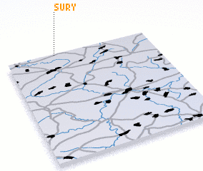 3d view of Sury