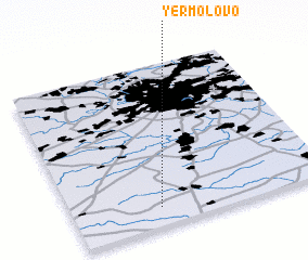 3d view of Yermolovo