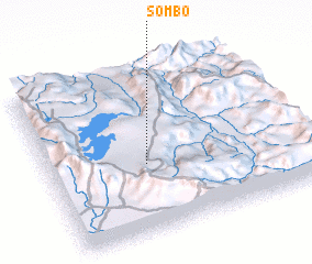 3d view of Sombo