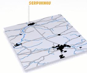 3d view of Serpukhov
