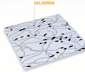3d view of Golovinka