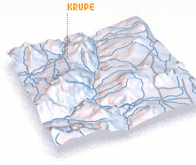 3d view of Krupe