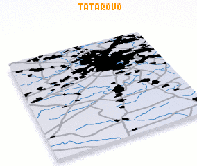 3d view of Tatarovo