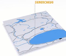 3d view of Semenchevo