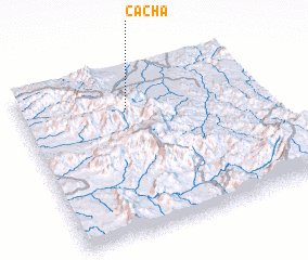 3d view of Cac-ha