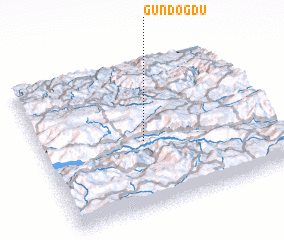 3d view of Gündoğdu