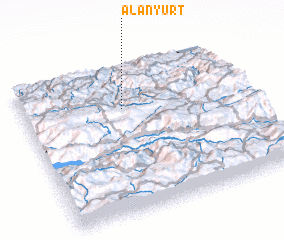 3d view of Alanyurt