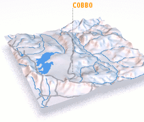 3d view of Cobbo