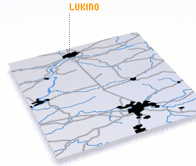 3d view of Lukino