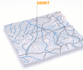 3d view of Damait