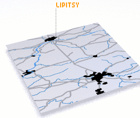 3d view of Lipitsy